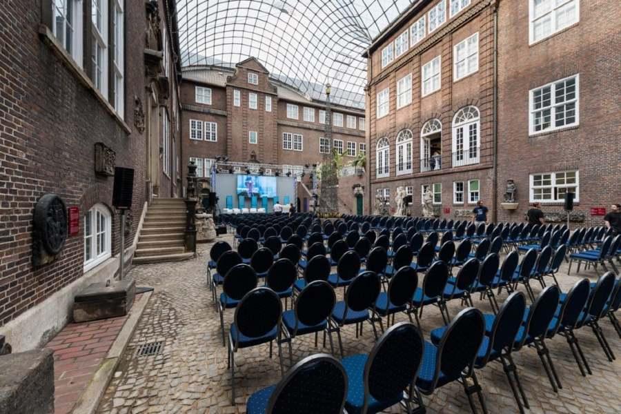 Tagungsmanagement Hamburg