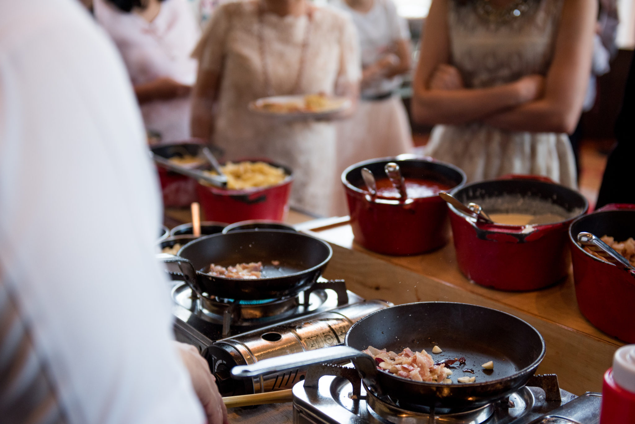 Live-Cooking Catering