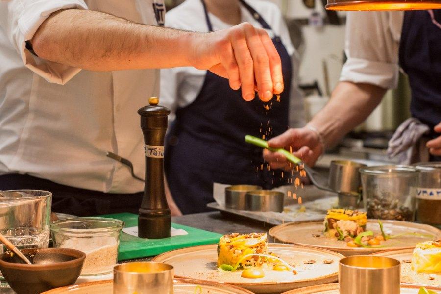 Live-Cooking buchen
