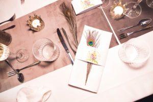 Eventdesign - Tischdeko